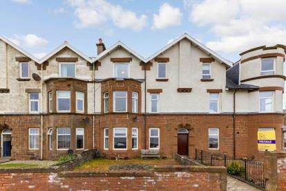 2 Bedrooms Flat for sale in Titchfield Road, Troon