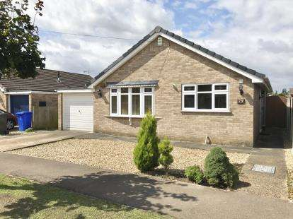 3 Bedrooms Bungalow for sale in Margaret Drive, Boston, Lincolnshire, England