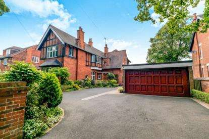 3 Bedrooms Semi Detached House for sale in Carisbrooke Drive, Mapperley Park, Nottinghamshire