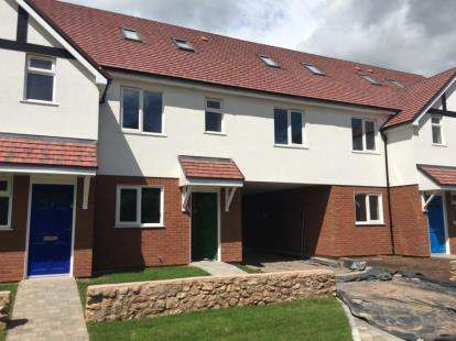 2 Bedrooms Maisonette Flat for sale in Wellington, Somerset