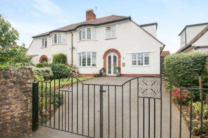 4 Bedrooms Semi Detached House for sale in Wembdon, Bridgwater, Somerset