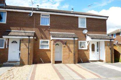 2 Bedrooms Terraced House for sale in Canford Heath, Poole, Dorset