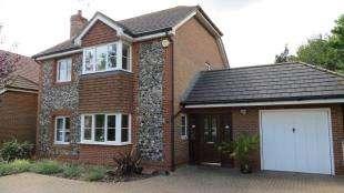 4 Bedrooms Detached House for sale in Westfield Gardens, Borden, Sittingbourne, Kent