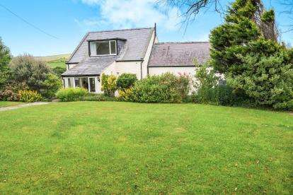 4 Bedrooms Detached House for sale in Aberdaron, Gwynedd, LL53