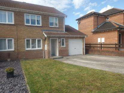 3 Bedrooms Semi Detached House for sale in Plas Gwernen, Barry, Vale Of Glamorgan