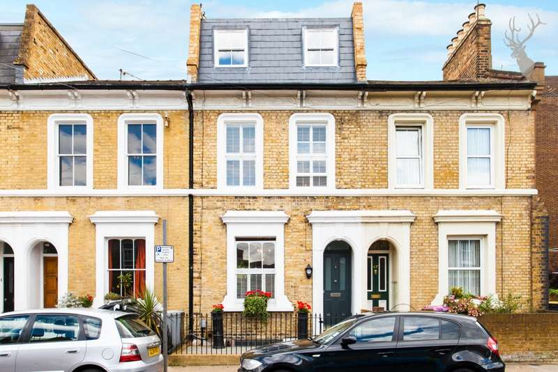 4 Bedrooms House for sale in Alderney Road, Stepney, E1