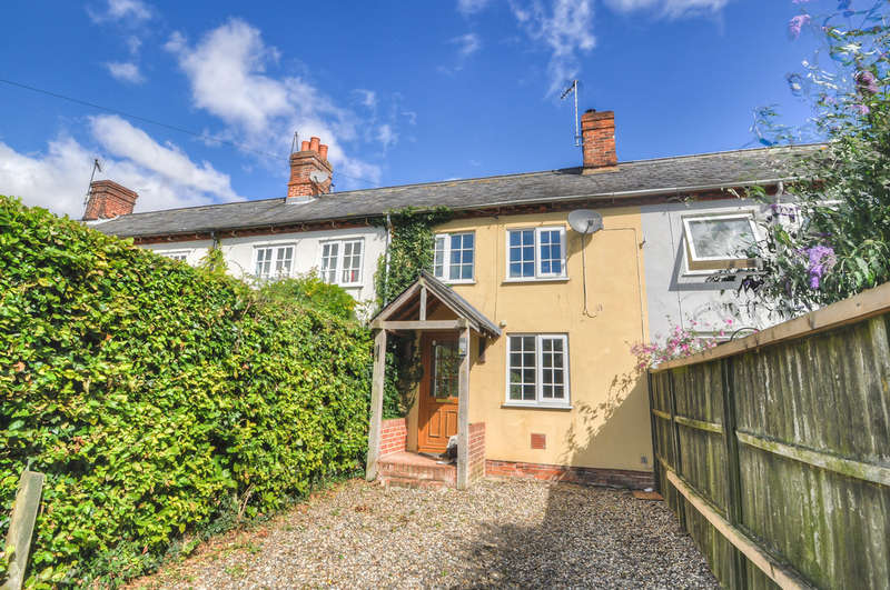 2 Bedrooms Cottage House for sale in Moores Cottage, Upper Holton