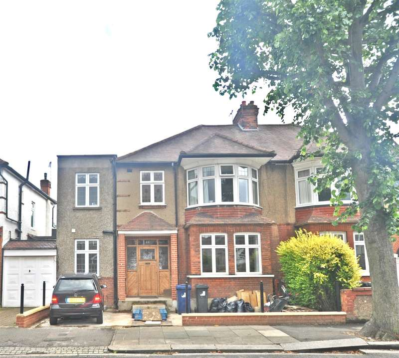 5 Bedrooms Semi Detached House for sale in Cawdor Crescent, Hanwell, London, W7
