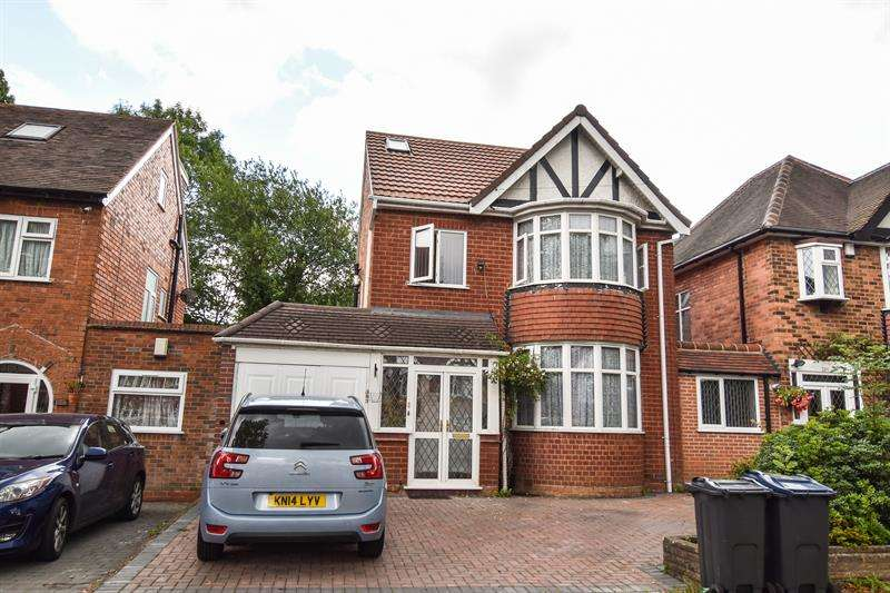 5 Bedrooms Link Detached House for sale in Sarehole Road, Hall Green