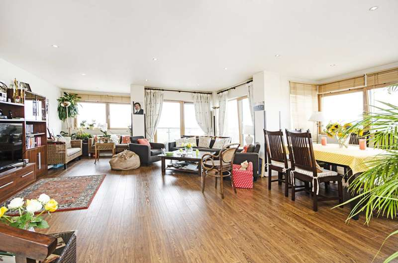 3 Bedrooms Flat for sale in Heritage Avenue, Colindale, NW9