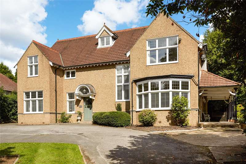 6 Bedrooms Detached House for sale in Waterhouse Lane, Kingswood, Surrey, KT20