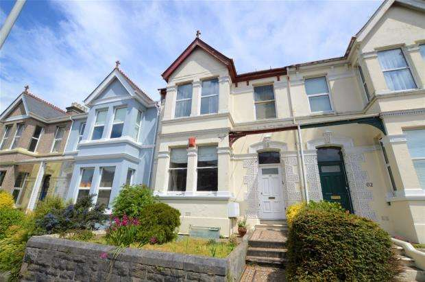 1 Bedroom Flat for sale in Peverell Park Road, Plymouth, Devon