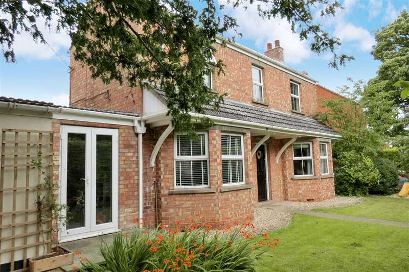 4 Bedrooms Detached House for sale in Church View, High Street, Swaton