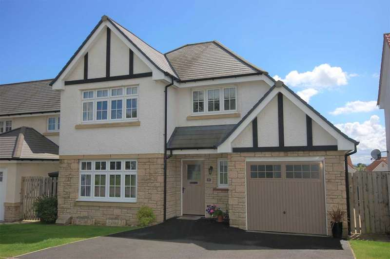 4 Bedrooms Detached Villa House for sale in Middlebank Crescent, Dunfermline