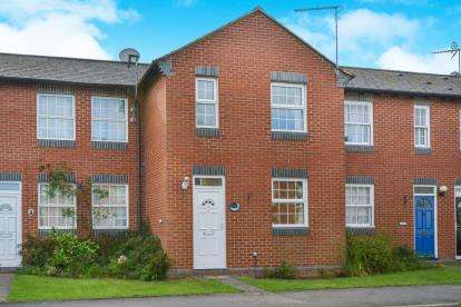 3 Bedrooms Terraced House for sale in Priory Street, Newport Pagnell, Milton Keynes, Buckinghamshire