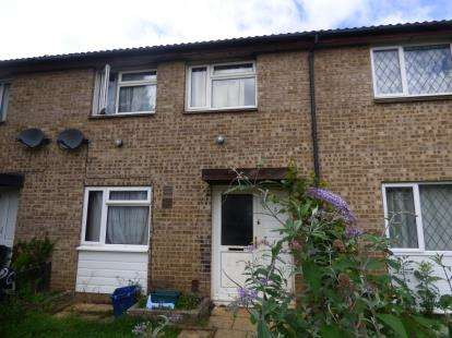 3 Bedrooms Terraced House for sale in Greatmeadow, Northampton, Northamptonshire, Northants