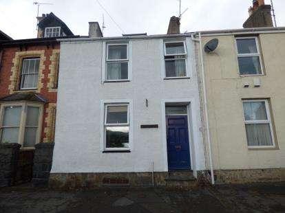 4 Bedrooms Terraced House for sale in Garth Road, Bangor, Gwynedd, LL57