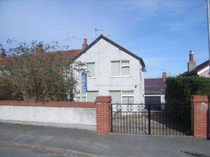 3 Bedrooms Semi Detached House for sale in Dundonald Road, Colwyn Bay, Conwy, LL29