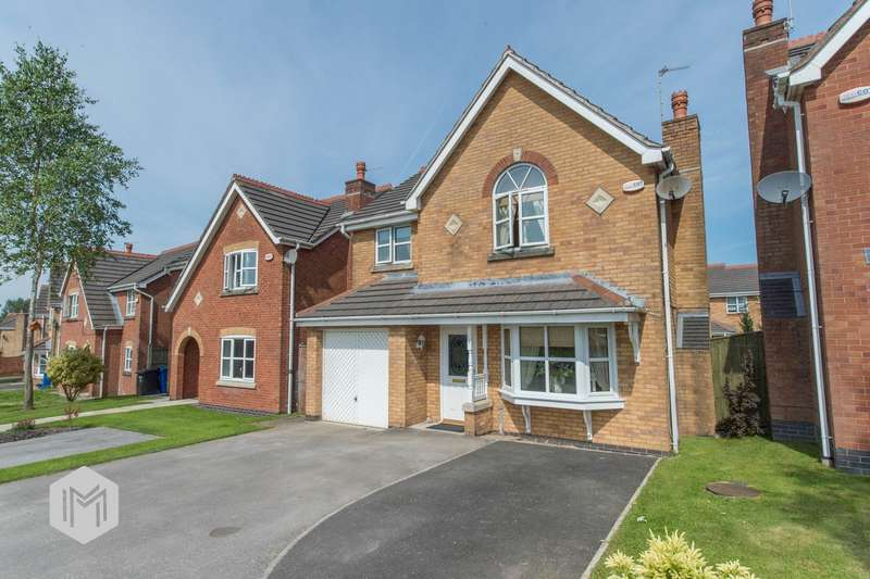 4 Bedrooms Detached House for sale in Compton Close, Hindley, Wigan, WN2