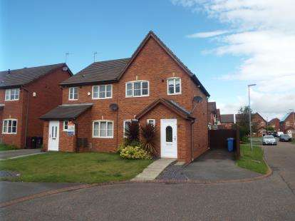 3 Bedrooms Semi Detached House for sale in O'Connor Grove, Liverpool, Merseyside, England, L33