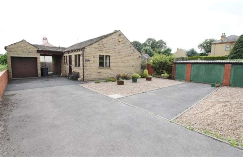 2 Bedrooms Detached House for sale in School Street, Carlisle Road, Pudsey, LS28 8PN
