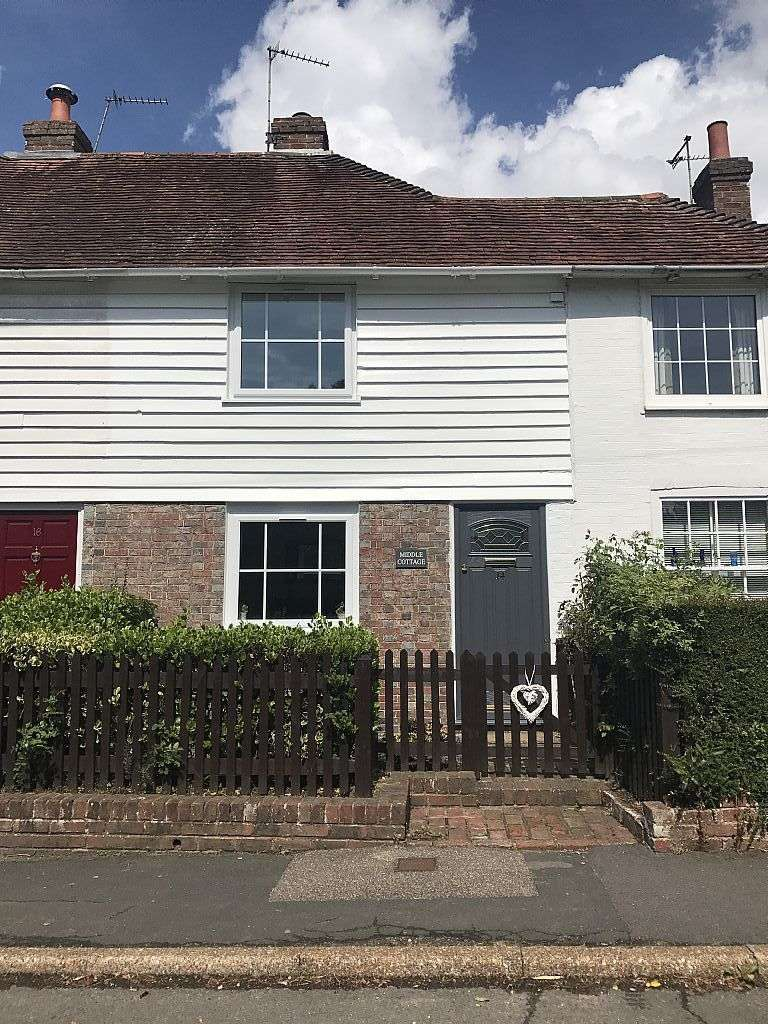 2 Bedrooms Terraced House for sale in South Street, East Hoathly, Lewes, East Sussex, BN8 6DS