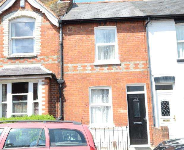 2 Bedrooms Terraced House for sale in Edgehill Street, Reading, Berkshire