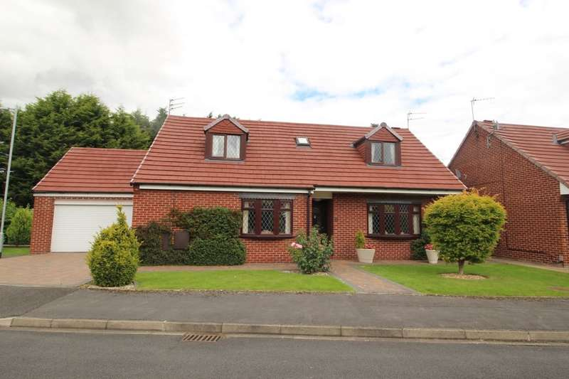 4 Bedrooms Detached House for sale in Waterside, Darlington, DL3