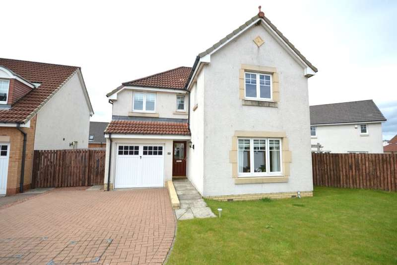 4 Bedrooms Detached House for sale in Mccambridge Place, Larbert, FK5