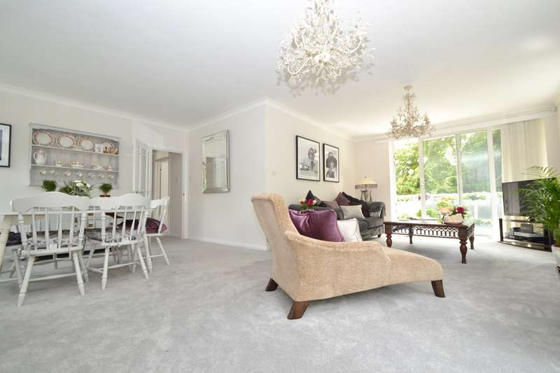 2 Bedrooms Flat for sale in Branksome Park