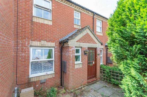 2 Bedrooms Terraced House for sale in 24a Norwich Road, Fakenham