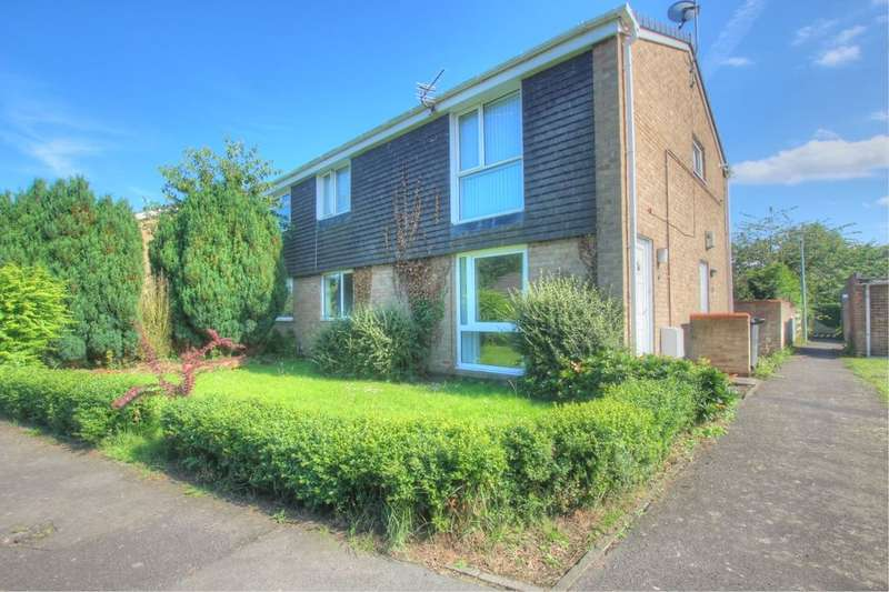 2 Bedrooms Flat for sale in Lincoln Walk, Great Lumley, Chester Le Street, DH3