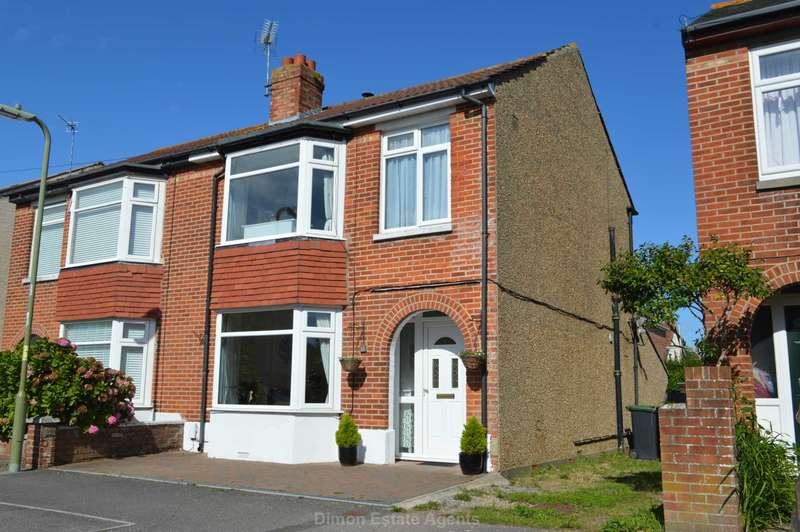 3 Bedrooms Semi Detached House for sale in Oval Gardens, Alverstoke