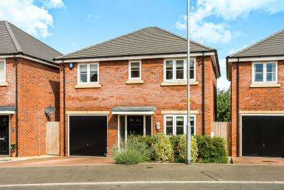 4 Bedrooms Detached House for sale in Hill Close, Kidderminster, Worcestershire