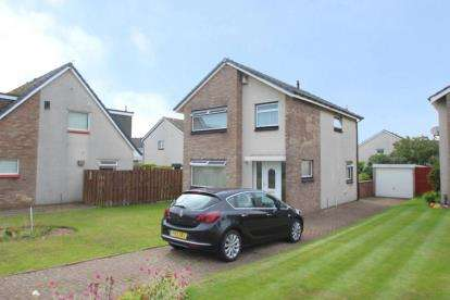3 Bedrooms Detached House for sale in Kilmory Place, Troon, South Ayrshire
