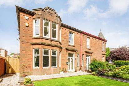 4 Bedrooms Semi Detached House for sale in Overtoun Drive, Rutherglen