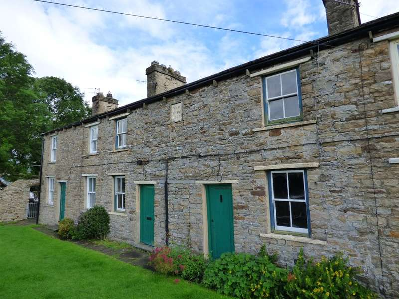 2 Bedrooms Cottage House for sale in 3 & 4 New Row, Askrigg