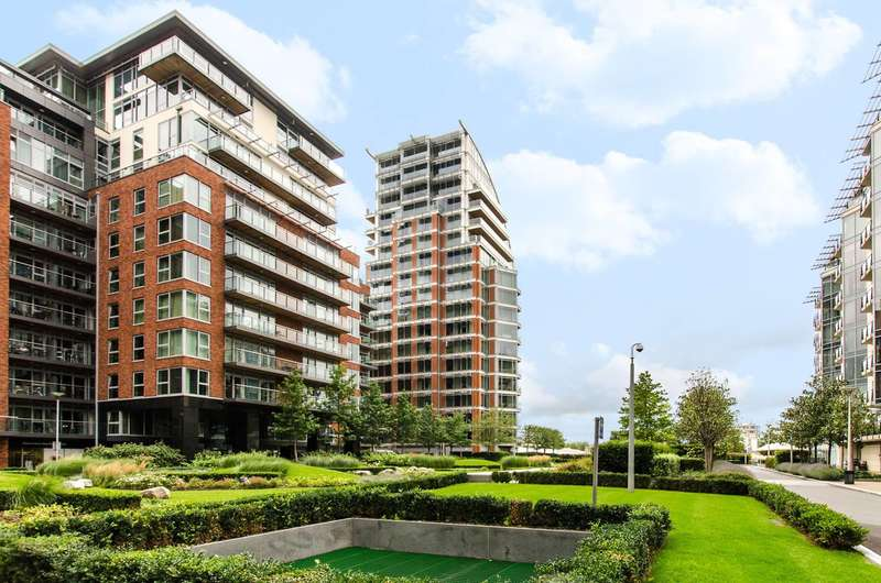 3 Bedrooms Flat for sale in Battersea Reach, Wandsworth Town, SW18