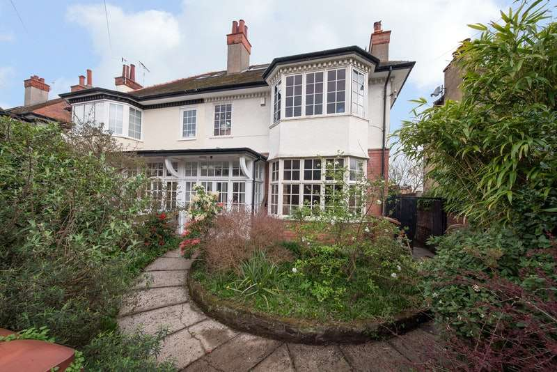 6 Bedrooms Semi Detached House for sale in Brookfield Gardens, Wirral, Merseyside, CH48