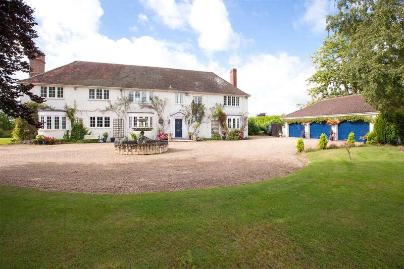 5 Bedrooms Detached House for sale in Grove Road, Burnham, Buckinghamshire, SL1