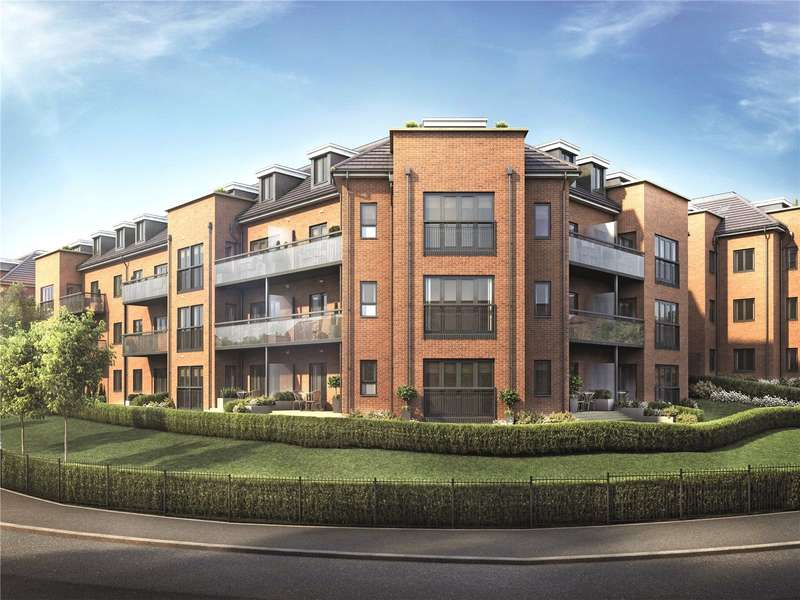 2 Bedrooms Flat for sale in St George's Square, Sudbury Hill, Harrow, Middlesex, HA1