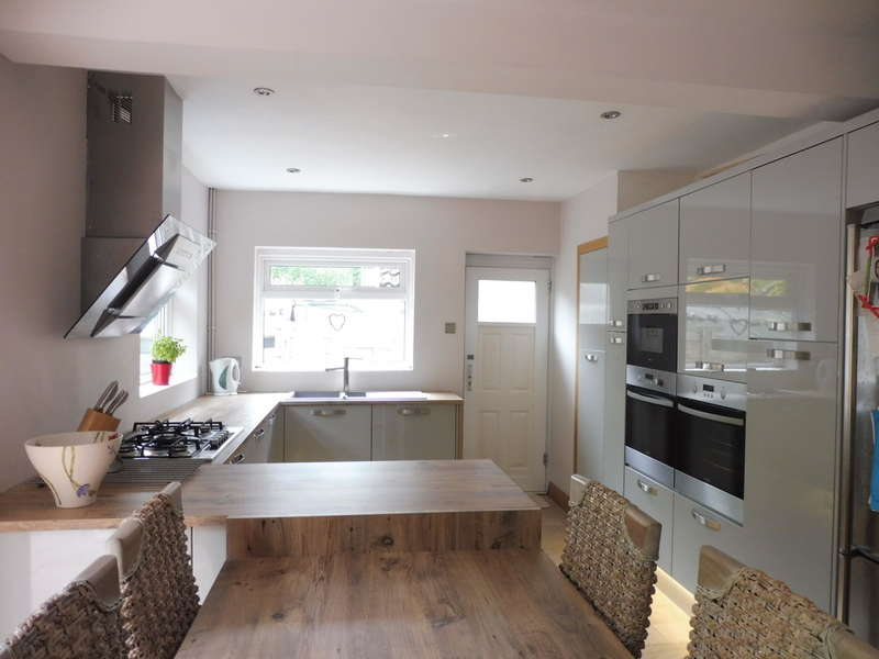 4 Bedrooms Detached House for sale in Crown Road, Llanfrechfa, CWMBRAN