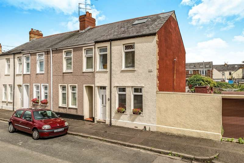3 Bedrooms Terraced House for sale in Fern Street, Cardiff