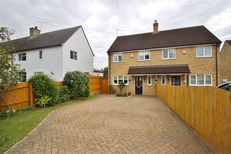 3 Bedrooms Semi Detached House for sale in Westhorp, Greatworth