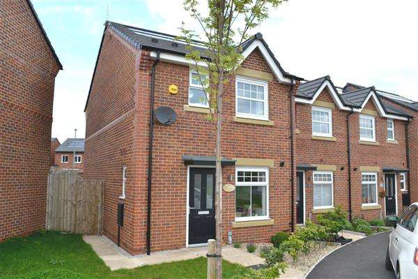 3 Bedrooms Mews House for sale in Wilkinson Park Drive, Leigh