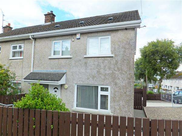 2 Bedrooms End Of Terrace House for sale in 39 Coleshill Park