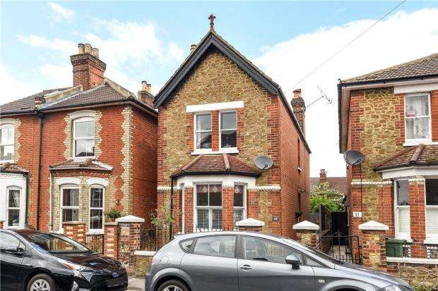 2 Bedrooms Detached House for sale in Artillery Road, Guildford, Surrey