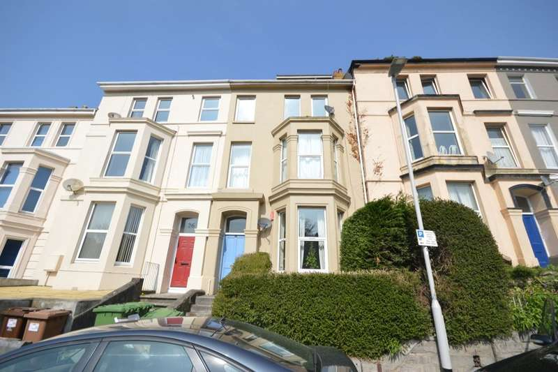 2 Bedrooms Flat for sale in Ermington Terrace, Plymouth, PL4
