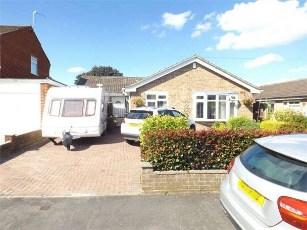 3 Bedrooms Detached Bungalow for sale in Braddon Road, Loughborough, Leicestershire