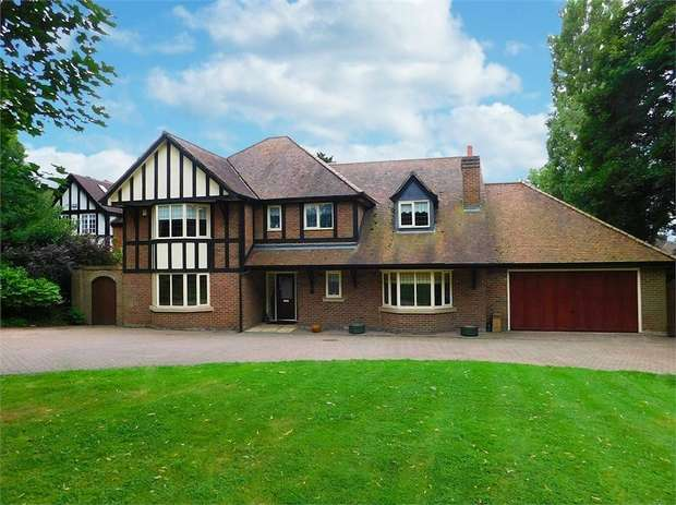 4 Bedrooms Detached House for sale in Melton Road, North Ferriby, East Riding of Yorkshire
